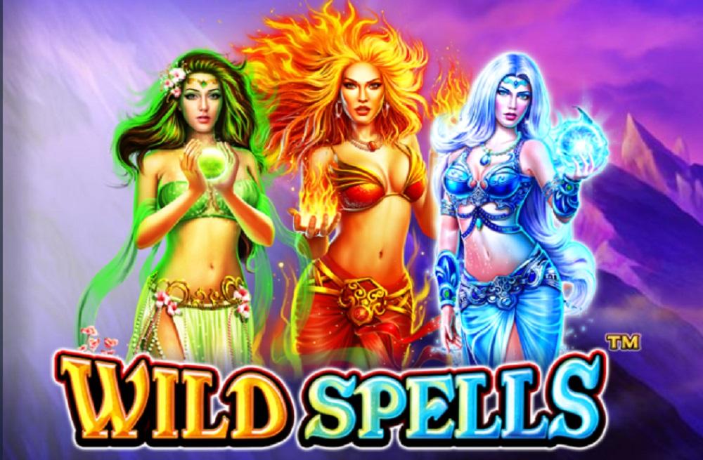 Игровой автомат Wild Spells - выверенный дизайн и хорошие выигрыши